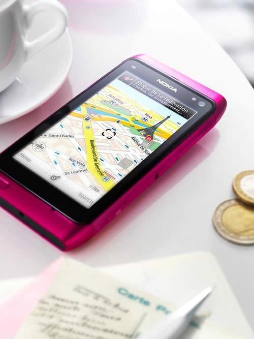 Nokia-N8-Pink-4